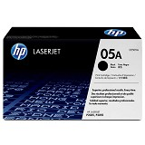 HP Black Toner 05A [CE505A] - Toner Printer HP